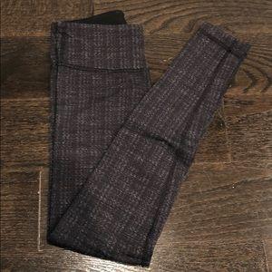 Pants - Lululemon detailed leggings